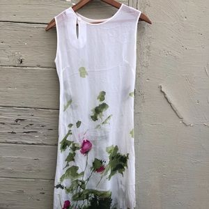 Polyester Dress - Size Small